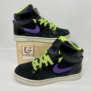 NIKE Court Tranxition Mid Sneaker 6.5 555275-008